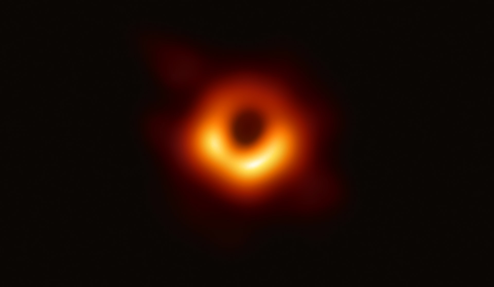 Black hole Messier 87
