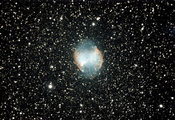 M27 Nebulosa Manubrio