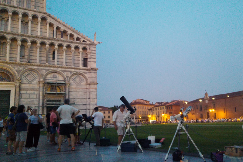 Osservazione Piazza dei Miracoli