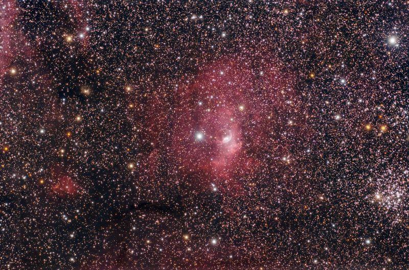NGC 7635 - Bolla Miniatura